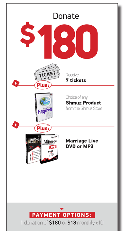7 Tickets Package