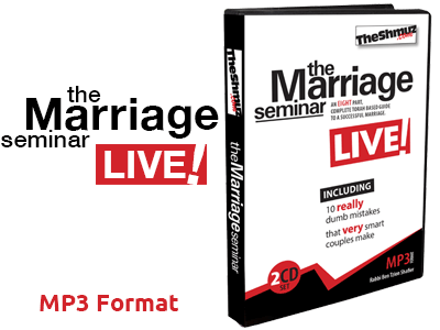 The Marriage Seminar LIVE! MP3